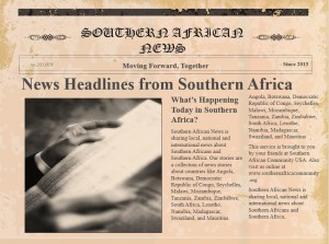 Southern AfricanNewspaper2