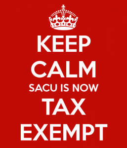 keep-calm-sacu-is-now-tax-exempt